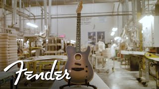 The Making of The American Acoustasonic Telecaster | Fender