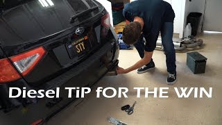 homepage tile video photo for How To Make The Loudest Exhaust In The World! Subaru Sti - RiP HEADPHONES