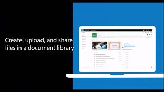 Sharing a File in a SharePoint library