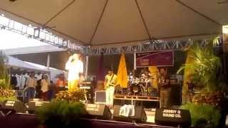Positive Performing Mighty Healer Live At Liberation Day 2015 #JesusTheTrueLight