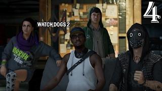 This New Movie Trailer Sucks! - Watchdogs 2 Gameplay - Part 4