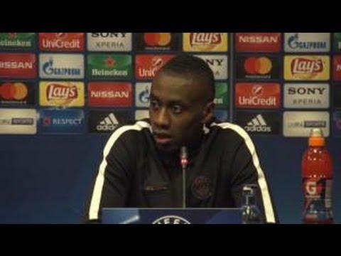 "PSG - Blaise Matuidi : ""ON NE CRAINT PERSONNE"""