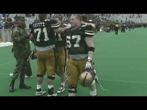 Throwback Thursday: Army Football vs. North Texas 1997