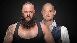 TLC 2018 Winner Result Braun Strowman vs Baron Corbin TLC Match