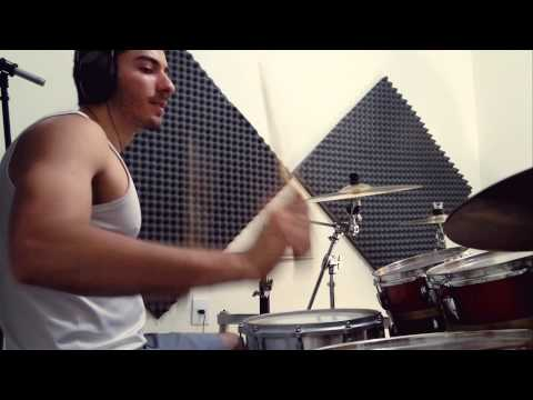 Noturnall - Nocturnall Human SIde -  Drum cover Gabriel Carvalho