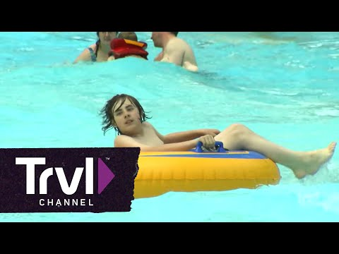 Visit the World's Largest Indoor Wave Pool - Travel Channel