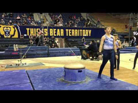 2017 Cal Benefit Cup Ohana Rising Star Gymnastics Level 5.1