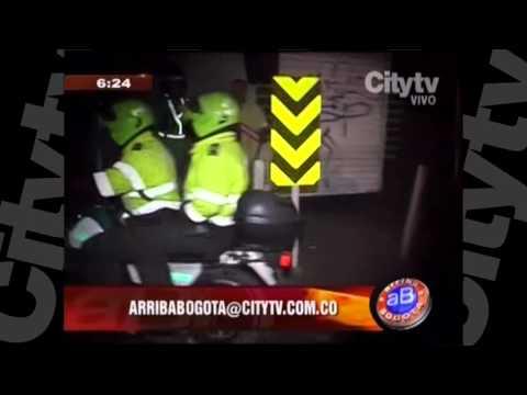 Asesinato en Tunjuelito| CityTv | Arriba Bogotá| Febrero 1