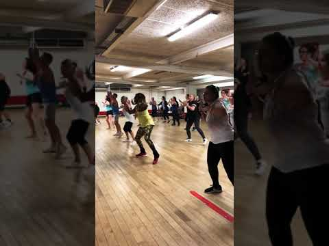 Selina's Zumba routine - Level up (Remix) feat Missy Elliott & Farman Scoop