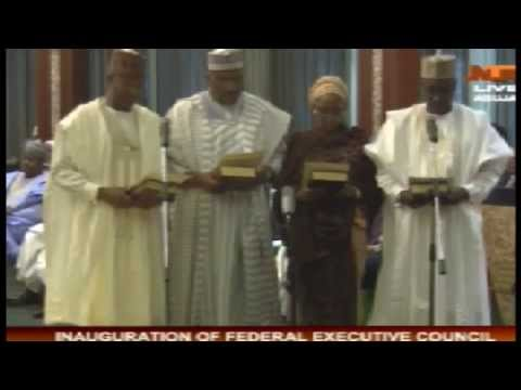 Download Live From State House: FEC Chambers -Ministerial Inauguration