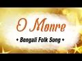 O Monre | Asol Manush Jai Na Dekha | Bengali Folk Songs - Baul | Madhusudan Bayragya