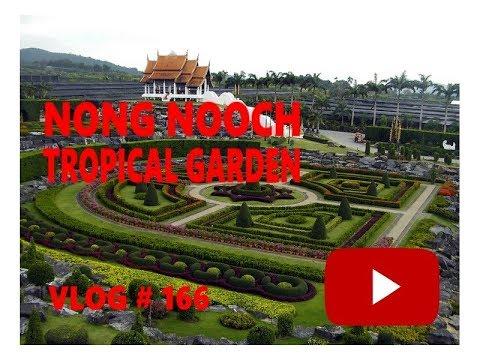 Nong Nooch Tropical Garden Pattaya Thailand
