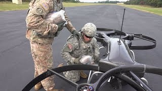 Future Military Technology - US Military Hoverbike Prototype 2017 (JTARV)