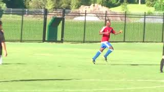 Samuel Goal VS KISSIMMEE UNITED FC  - 2018- BAZOOKA SOCCER PRE-S. TOURNAMENT