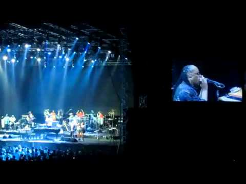 Stevie Wonder -  We Can Work It Out (by The Beatles)(live in korea).mp4 mp3