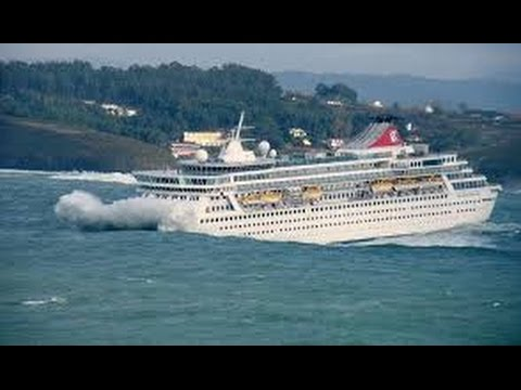 Ship Crash Compilation HD-- SHIPS CRASHING INTO SHORE