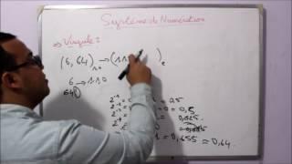 3# Math appliqué  système de numération - la conversion - base à une autre base - Virgule