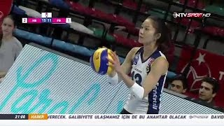 [29.3.2017 : PlayOff] Halkbank - Fenerbahçe : 2016-2017 Turkish Women's Volleyball League