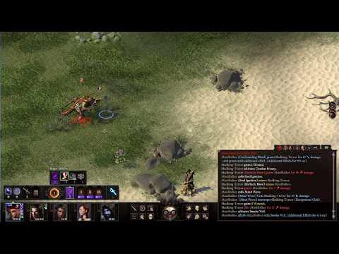 Pillars of Eternity 2 Beta 4 Mindstalker Highlight |