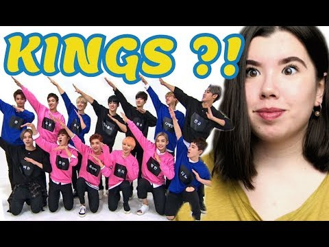 DANCE KINGS?! SEVENTEEN Dance Practice REACTION (SEVENTEEN REACTION WEEK day3)