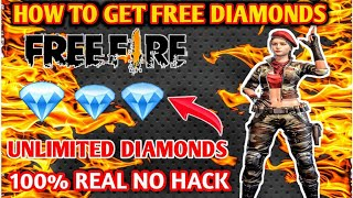 HOW TO GET FREE DIAMONDS IN FREE FIRE || HOW TO GET FREE EMOTES IN FREE FIRE 100% REAL🇮🇳