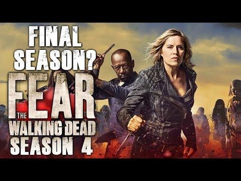 Will Season 4 be the Final Season for Fear The Walking Dead?