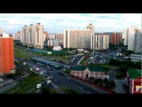 Улицы Верхние Поля и Перерва