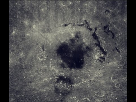 Large Domes On The Moon Seen In Clementine Mission Photos! ~ 2016
