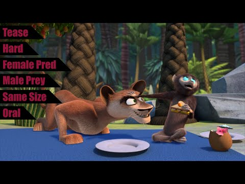 Download Mary Ann and Horst - All Hail King Julien (S5E12) | Vore in Media