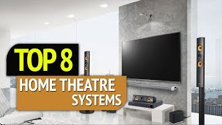 TOP 8: Best Home Theatre Systems