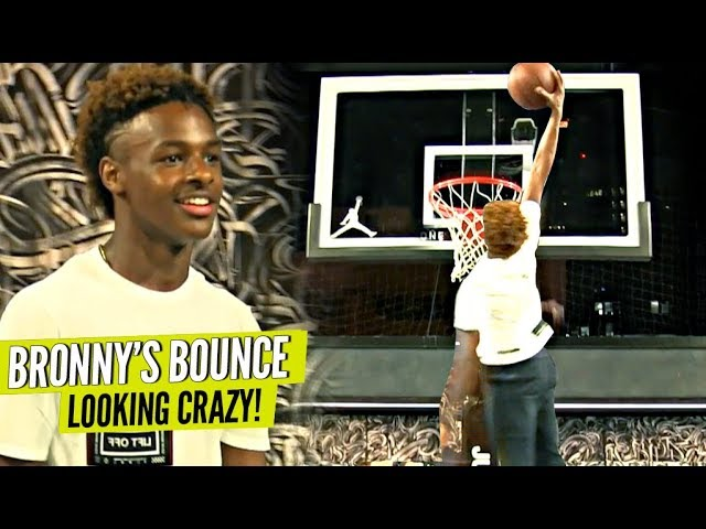 bronny-james-jr-dunking-eassyyy-and-showing-off-jelly-package