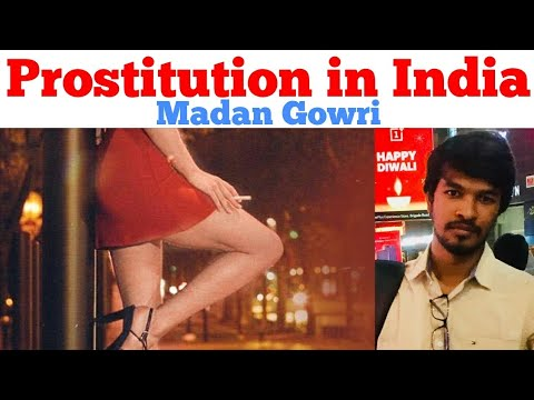 Prostitution̈ in India | Tamil | Madan Gowri | MG