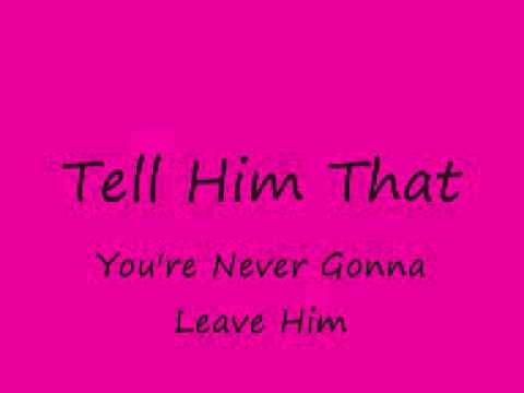 Tell Him By Vonda Shepard With LYrics.wmv