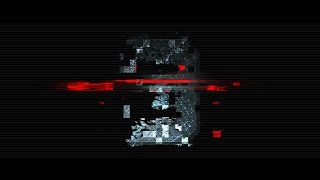 3 2 1 0 countdown timer ( v 536 ) explosion scatter glitch effect + sound 4k!