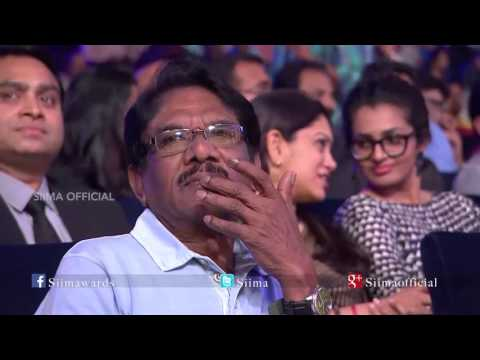 Micromax Siima 2015 | Best Actor Supporting Role Male | Bobby Simha | Jigarthanda