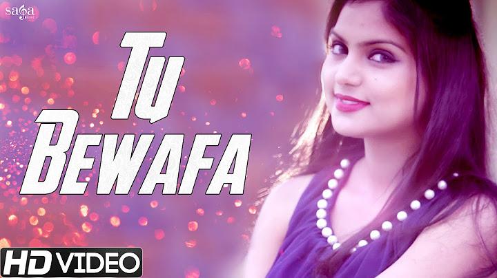 tu bewafa  love feat raja sharma  official full song  latest punjabi songs 2015