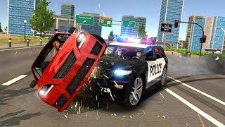 Police Car Chase - Cop Simulator (Android - iOS) screenshot 3