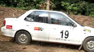INRC: Coorg Rally 2008