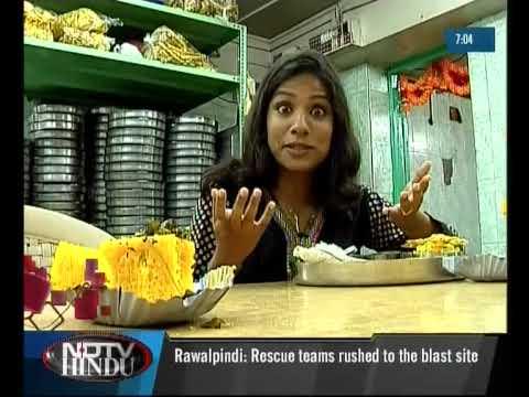 NDTV HINDU - FEEDING FRENZY - GUJARATHI MANDAL - PARRYS
