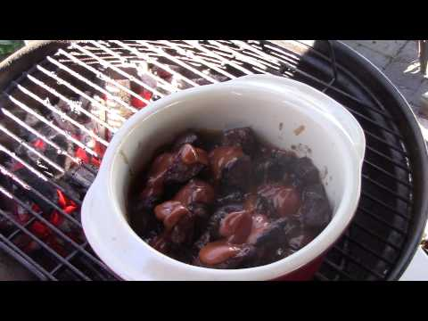 Barbecued Beef Stew Meat Fail On The Grill-My EasyCooking Channel Is Real Life Cooking