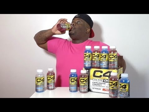 DRINKING 2 CASES OF PRE WORK OUT (DONT TRY THIS AT HOME)