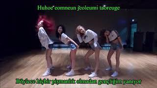 Blackpink - Forever Young (Lyrics ve Türkçe Çeviri) [Dance Practice ]