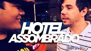HOTEL MAL-ASSOMBRADO E MUCA VIADO - Viagem Surpresa #2