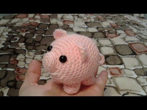 Вязание крючком игрушки видео