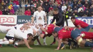 Highlights España v Georgia 2017