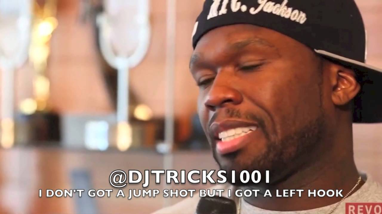 50 Cent Reflects On Reebok Deal