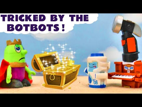Transformers Botbots Trick The Funlings