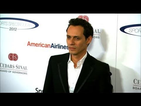 Marc Anthony Ordered to Pay $26,800 A Month for Child Support | Splash News TV | Splash News TV