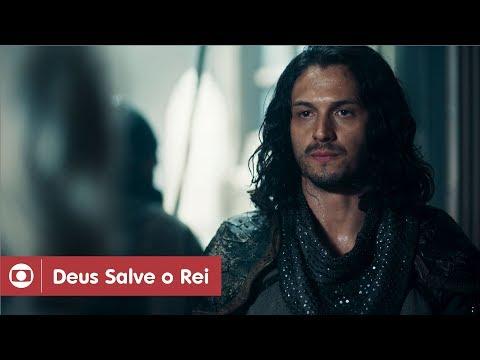 Deus Salve O Rei: capítulo 50 da novela, quarta, 7 de março, na Globo