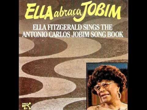 ELLA FITZGERALD   THE GIRL FROM IPANEMA une tres bonne version